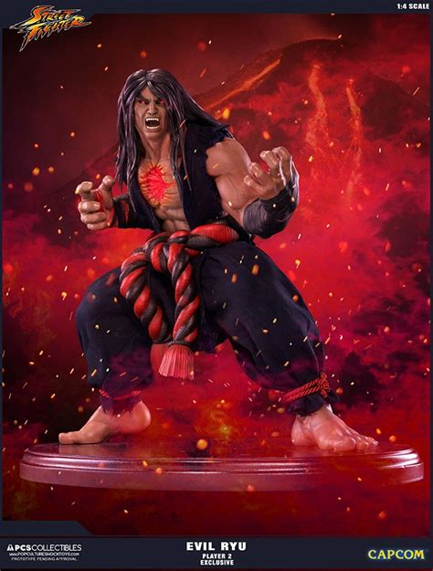 New 400 Street Fighter Statues Feature Ryu With Some