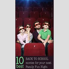 10 Best Back To School Movies For Family Fun Night  Written Reality