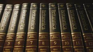 Encyclopedia Britannica Is Turning 250  A History Of The