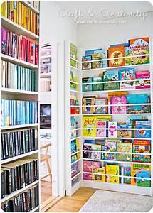 Range Livre Bebe : rangement livres deco bibliotheque color e pour une chambre d 39 enfants par exemple je range ~ Teatrodelosmanantiales.com Idées de Décoration