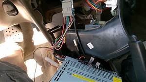 2003 Oldsmobile  Olds  Alero After Market Radio Install