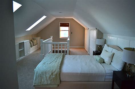 Awesome Attic Loft Bedroom by Awesome Attic Master Bedroom With Wood Furniture 27