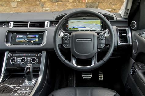 Range Rover Inside by Land Rover Range Rover Sport Interior Autocar