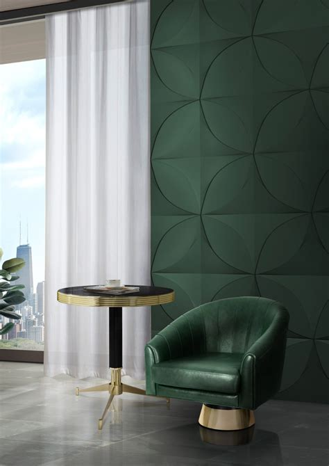 Maison Home Decor by 2018 Color Trends Rocking A Green Decor In Your Mid
