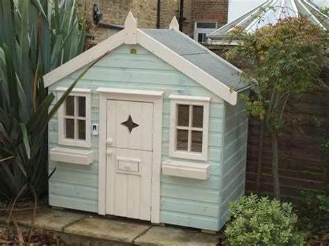 cottage playhouse child s cottage play house 5ft x 3ft playhouses the