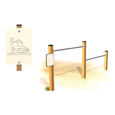 jps  fitness stations trim trails wooden trail