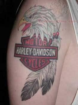 harley davidson tattoo images designs