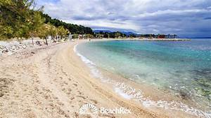 Beach Je U017einac  Split  Croatia