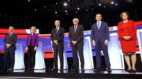 cnn debate candidates spar  iraq war hollywood reporter