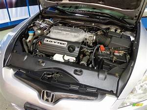 2003 Honda Accord Ex V6 Coupe 3 0 Liter Sohc 24