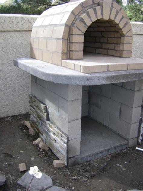 modern pizza oven the schlentz family diy wood fired brick pizza oven by brickwood ovens modern san diego by