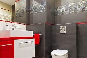 salle de bain coloree a rennes With salle de bains coloree