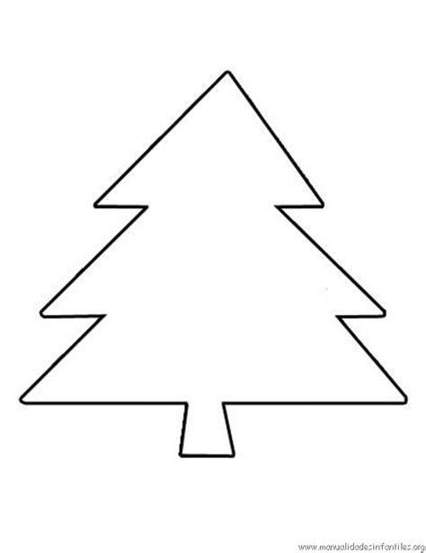 arbol de navidad para colorear manualidades