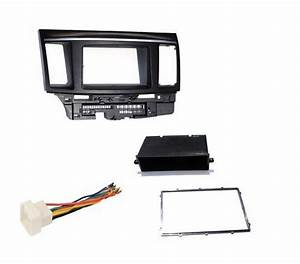 Mitsubishi Lancer    Lancer Evolution  2007 2008 2009 2010 2011 2012  Aftermarket Radio Stereo