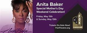 Anita Baker Mother's Day Celebration - 9 Entertainment