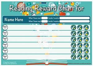 Reading Reward Chart 7 To 13 Years