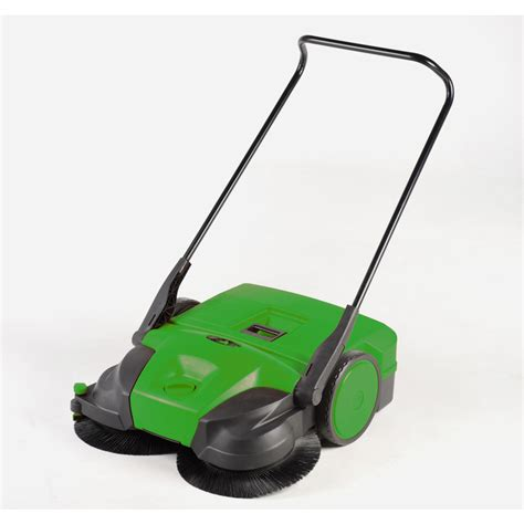 floor sweeper shop bissell biggreen commercial rechargeable battery carpet and hard surface floor sweeper at