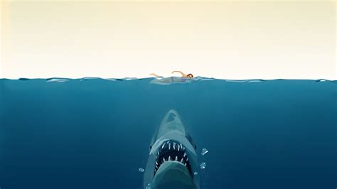 13 Jaws HD Wallpapers | Background Images - Wallpaper Abyss