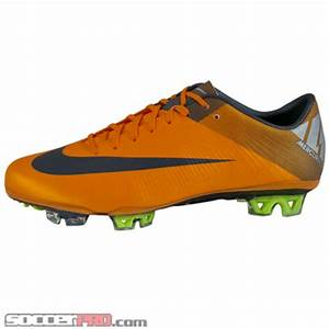 Nike Mercurial Vapor Superfly III FG Orange Peel with