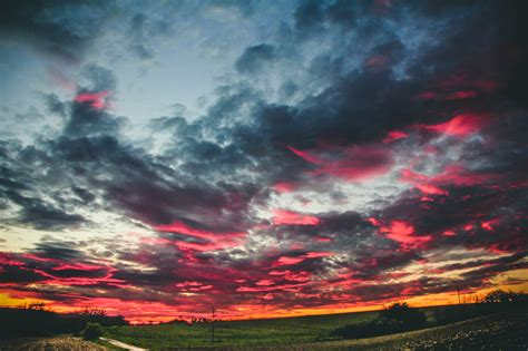 photography sky landscape view nature sunset hungary