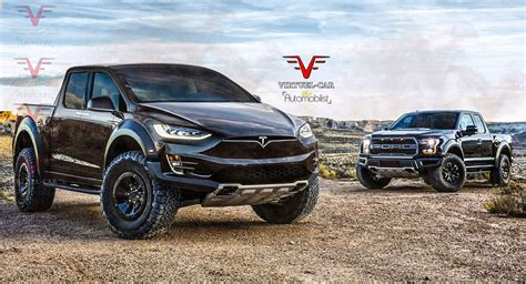 tesla pickup truck what if tesla 39 s pickup truck went after the ford f 150 raptor