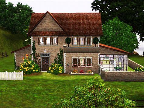 Sims 3 Floor Plans Small House by Sims 3 Small House Floor Plans Wood Floors