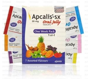 buy apcalis sx oral jelly 20mg by ajanta online india prices