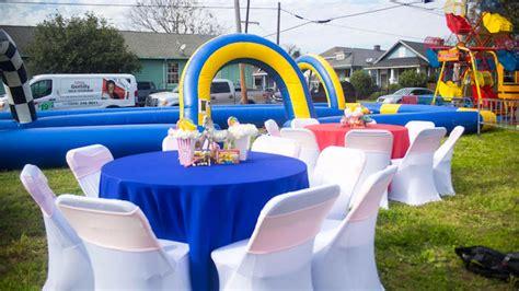 Backyard Carnivals by Kara S Ideas Backyard Carnival Birthday Kara
