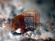 list  minerals wikipedia