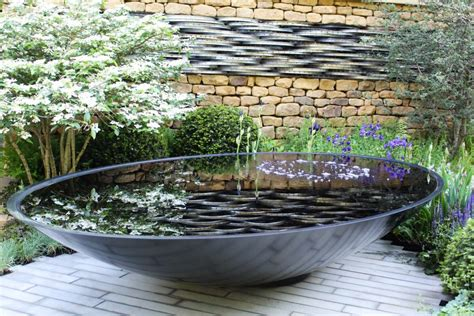 garden water features water features for small spaces hgtv