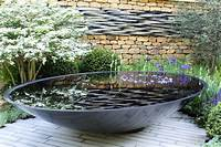 small water features Water Features for Small Spaces | HGTV