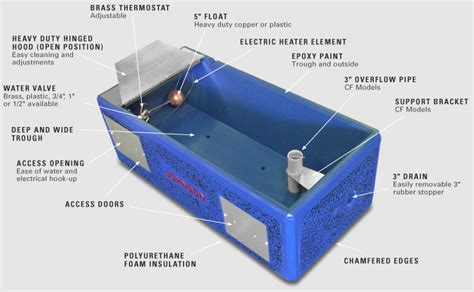 Water Heaters For Livestock
