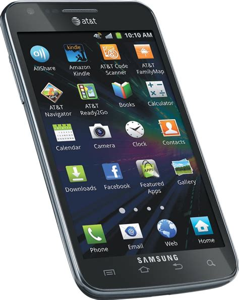 best android phone at t samsung galaxy s ii skyrocket 4g android phone