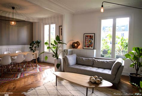 gites ou chambres d hotes tropical chic rénovation d 39 un appartement parisien de