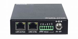 Liberty Av Ipexcb Hdmi Over Ip Rs232  Ip Control Box For