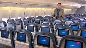 Delta Airlines: On Board Cabin Tour - YouTube