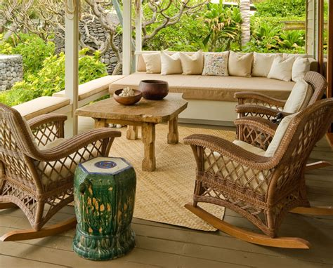 hawaiian cottage style tropical porch hawaii by