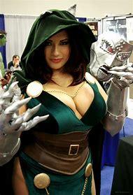 Ivy Doomkitty Cosplay Girls