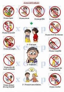 Regle De La Maison A Imprimer : enfant autiste tsa autisme pictogrammes r gles de vie ~ Dode.kayakingforconservation.com Idées de Décoration