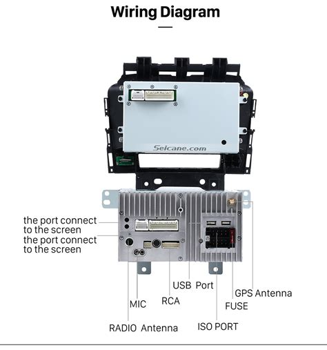Wrg Vauxhall Insignia Stereo Wiring Diagram