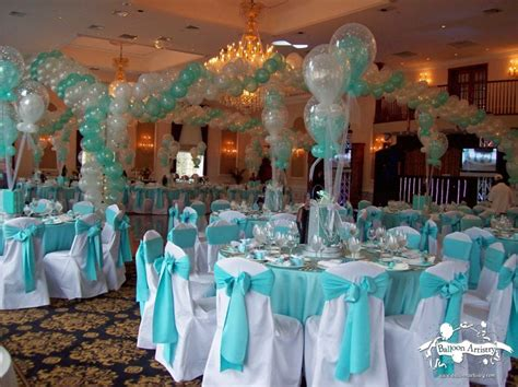 quinceanera decorations for bar mitzvah themed sweet 16 and