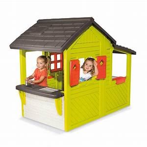 Maison Pour Enfant : cabane enfant smoby ~ Teatrodelosmanantiales.com Idées de Décoration
