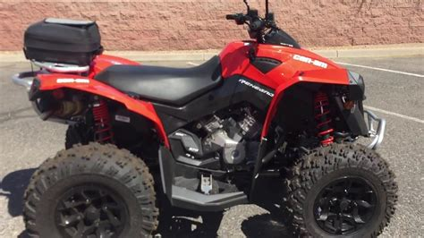 can am renegade 570 2016 can am renegade 570 for sale tucson az