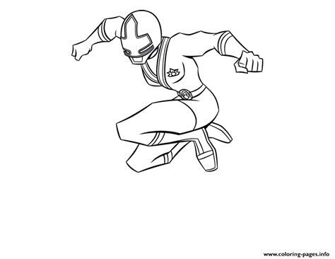 power rangers samurai colouring  pagesa coloring pages printable
