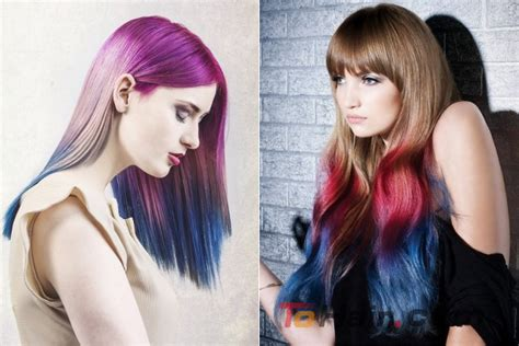 Different Ways To Color Hair by Cool Ways To Dye Your Hair Hair Tohair