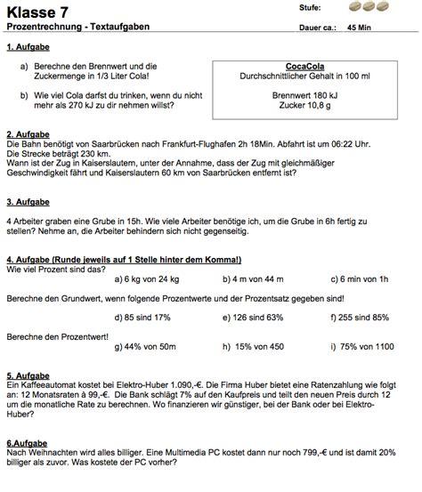prozentrechnung textaufgaben prozentrechnung uebungen mit