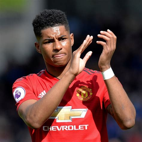 View the player profile of manchester united forward marcus rashford, including statistics and photos, on the official website of the premier league. Marcus Rashford extends Manchester United stay: not even securing England's brightest talent can ...