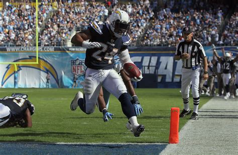 Ryan Mathews In Tennessee Titans V San Diego Chargers