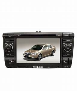 Car Entertainment System : caska d106 in car entertainment system for skoda laura ~ Kayakingforconservation.com Haus und Dekorationen