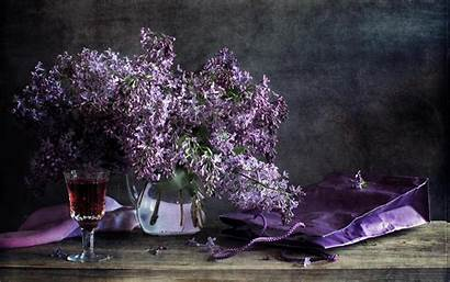 Still Spring Lilac Wallpapers Dream Girly Wine